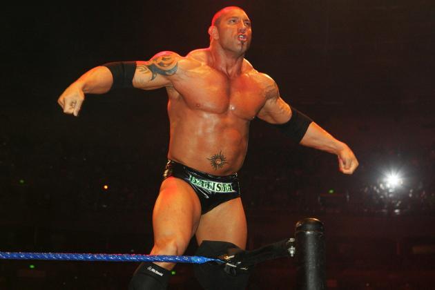 Batista Wins 30-Man Battle Royal at 2014 Royal Rumble