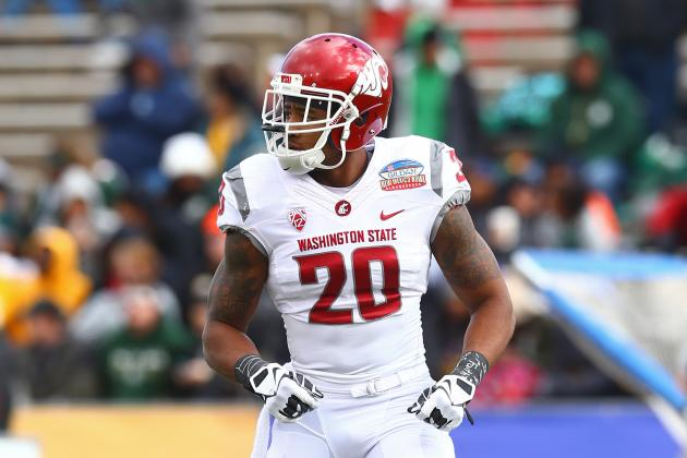 Eagles, Chargers, Broncos Scouts Meet with Deone Bucannon