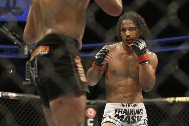 UFC on Fox 10: Henderson vs. Thomson Fight Card, TV Info, Predictions and More