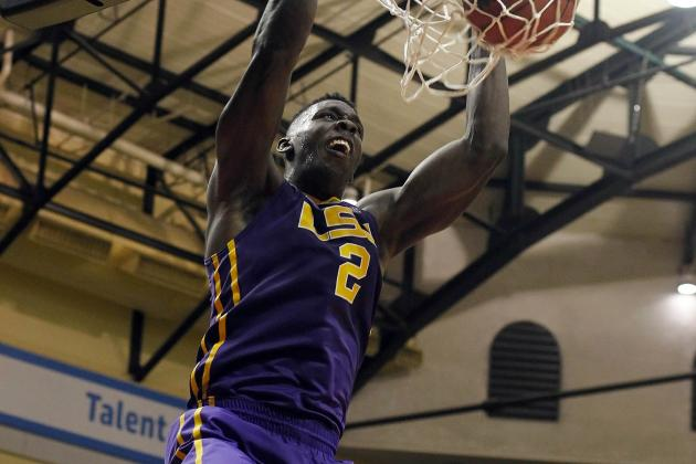 Is the Real Johnny O'Bryant Stepping Forward for the LSU Tigers?