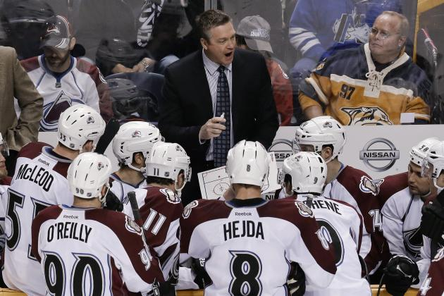 Why Patrick Roy Is a Slam Dunk for NHL Coach of the Year