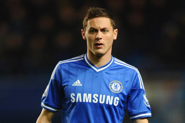 Comparing Chelsea's Nemanja Matic of 2011 to 2014