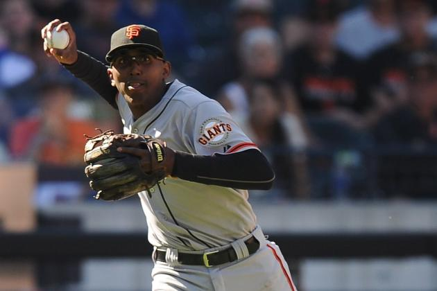 Report: Giants, Arias Agree on 2-Yr/$2.6M Deal