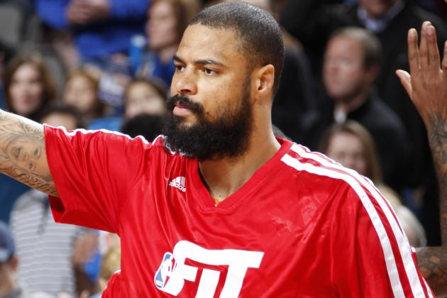 Debate: Should the Knicks Trade Tyson Chandler?