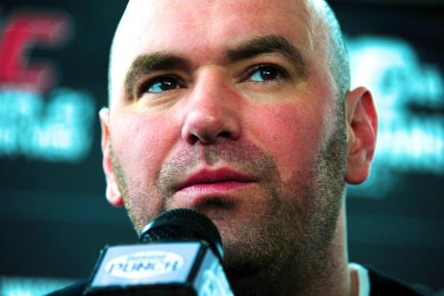 UFC President Dana White 'Used to Beat the Living S---' out of Tito Ortiz
