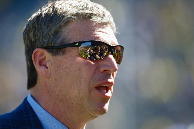 Michigan AD Dave Brandon Needs to Let Brady Hoke Speak for Himself