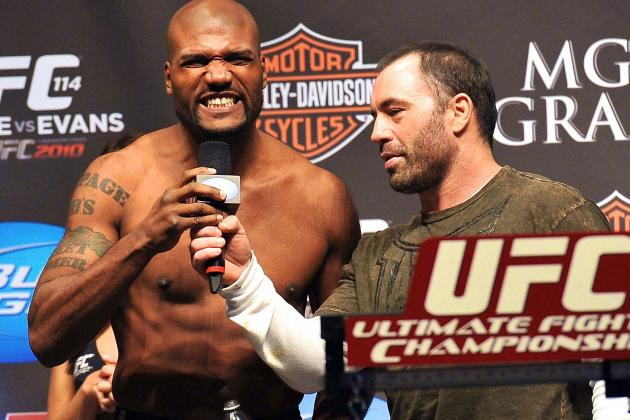 Rampage Jackson Changes 2008 Car Chase Excuse Again, Can't Keep Story Straight