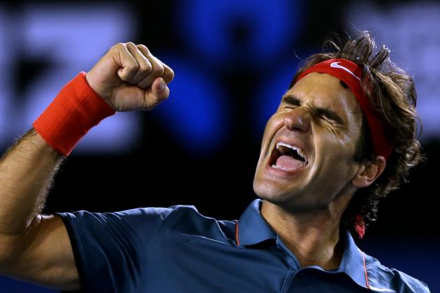Australian Open 2014: Roger Federer Proves Grand Slam Window Isn't Shut Yet