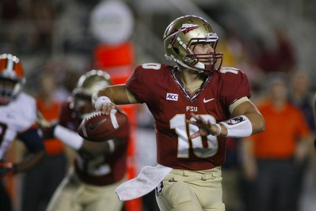 Florida State Football: With Jacob Coker Out, Who Will Be Winston's Backup QB?