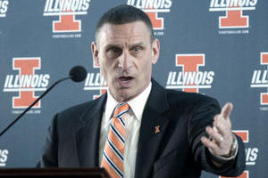 Illini AD Mike Thomas Gets Raise, Three-Year Extension