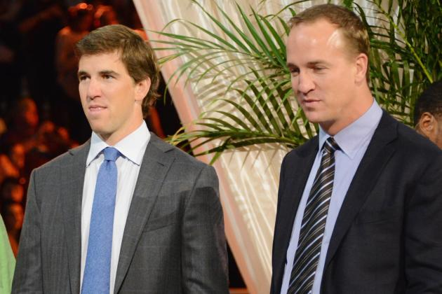 Eli Manning Handling Super Bowl Ticket Requests for Peyton
