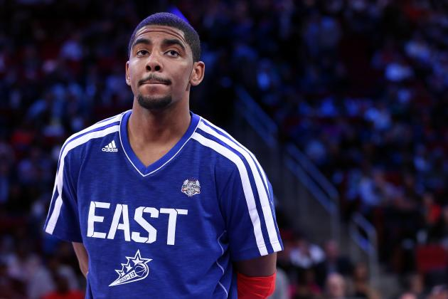 NBA All-Star Game 2014: Full List of Starters for East and West