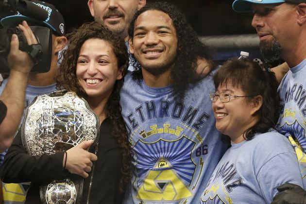 Benson Henderson Discusses Support Network Ahead of UFC on Fox 10