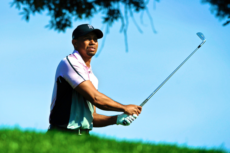 Tiger Woods at Farmers Insurance Open 2014: Day 1 Score, Highlights, Analysis