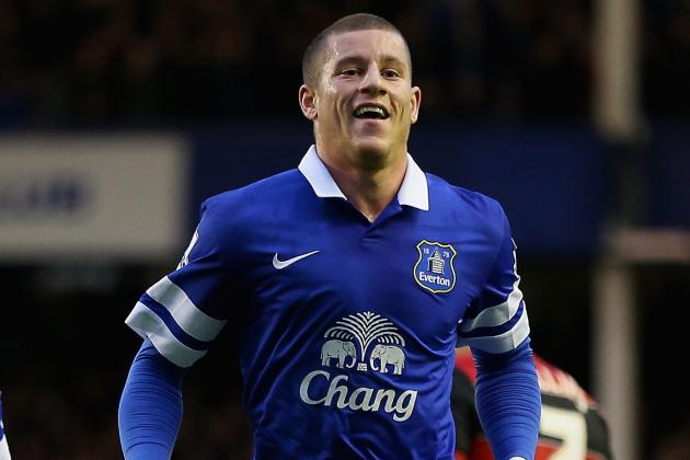 Why Everton Midfielder Ross Barkley Would Be Good Transfer Fit for Chelsea