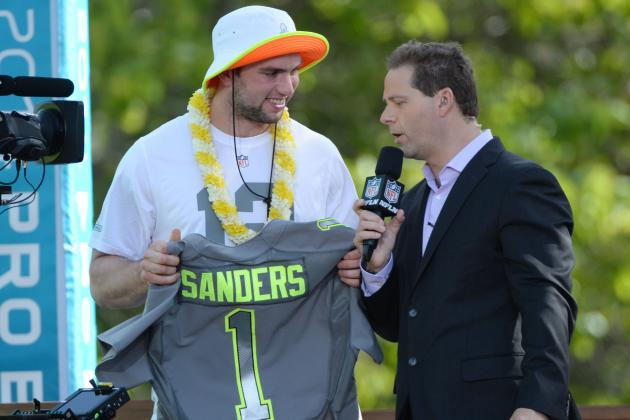 Pro Bowl 2014: Top Matchups to Watch in Team Sanders vs. Team Rice