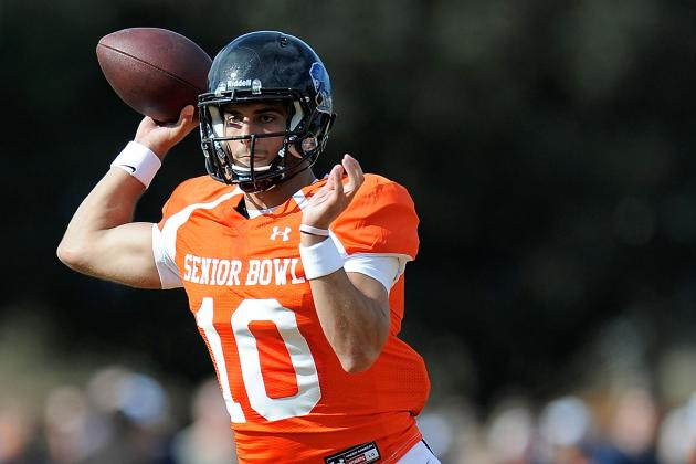 Senior Bowl Roster 2014: Jaguars Requested Jimmy Garoppolo Be Added