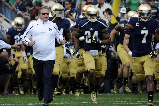 Notre Dame Football: Most Challenging Opponents on Irish's 2014 Schedule