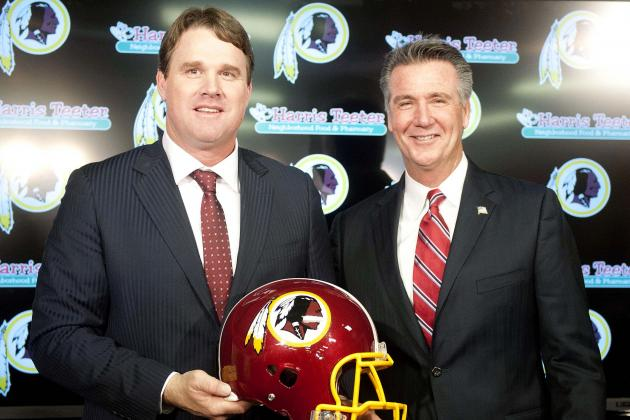 What Are the Odds Jay Gruden Succeeds in His First Season with the Redskins?