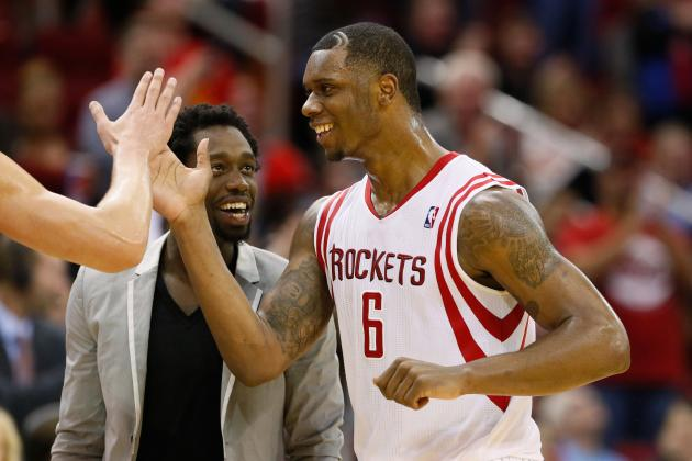 Most-Improved Houston Rockets Players So Far This Season