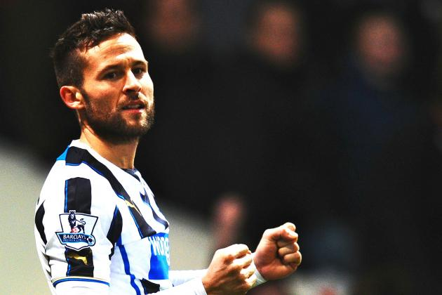 Yohan Cabaye Is Manchester United's Urgent Transfer Need, Not Juan Mata