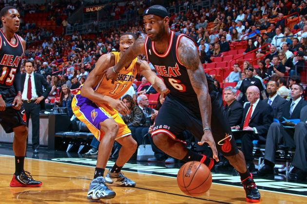 Los Angeles Lakers vs. Miami Heat: Live Score and Analysis