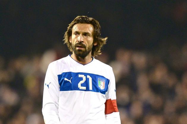 Tighe's 2014 World Cup Tactics Board: Analysing Cesare Prandelli's Italy