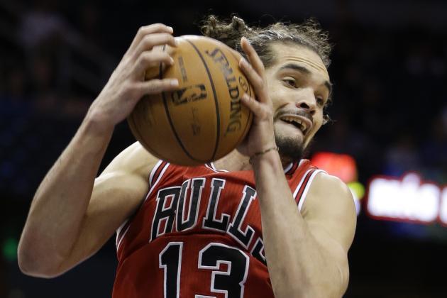 Joakim Noah Rebounding Like No Chicago Bull Since Dennis Rodman