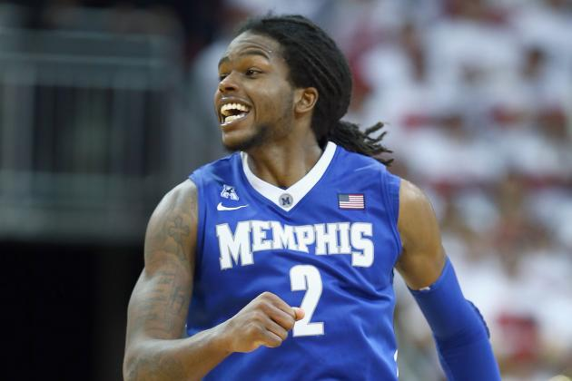 Goodwin leads No. 23 Memphis past Houston, 82-59