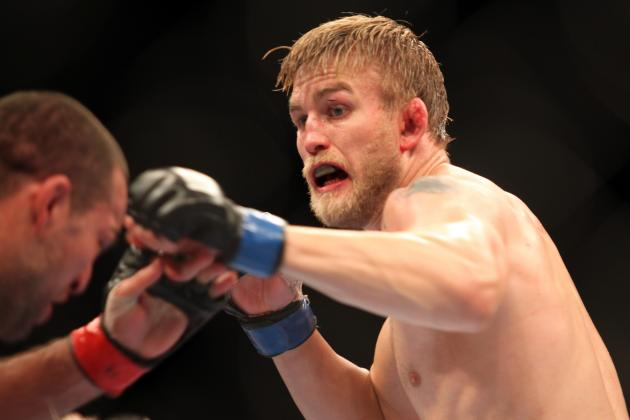 Report: Alexander Gustafsson Served 15 Months in Swedish Prison for GBH
