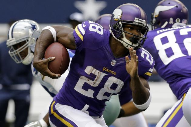 Breaking Down Adrian Peterson's Past, Recent Groin Injuries and Surgeries