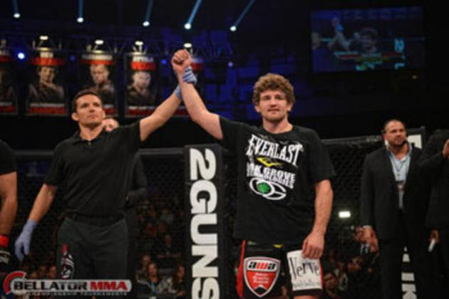 Ben Askren Details ONE FC Contract, Including Financial Figures