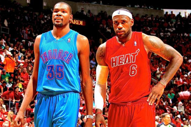Picking Side in LeBron James vs. Kevin Durant Debate Misses the Point
