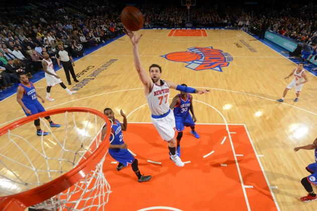 Andrea Bargnani Injury Just Highlights What's Still Wrong with Him, NY Knicks