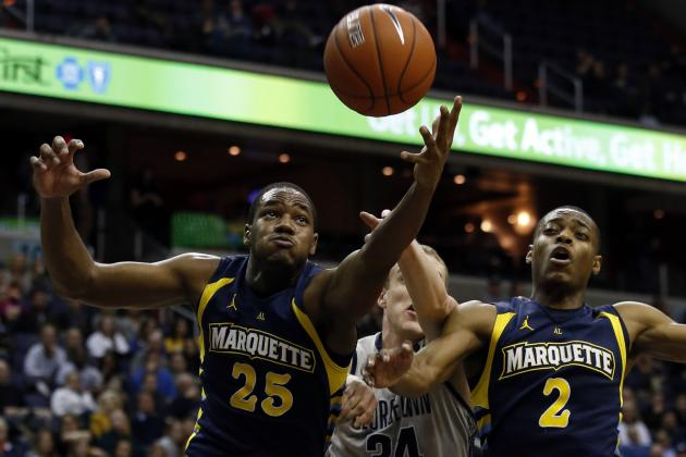 Marquette Basketball Tries to Ride Momentum Against Villanova