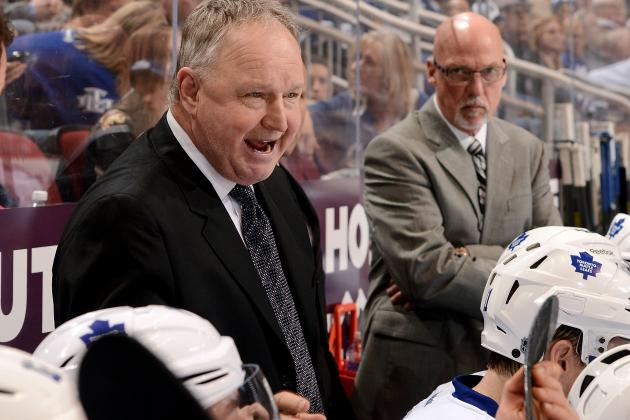 Leafs Say They Can't Linger on Blowout Loss