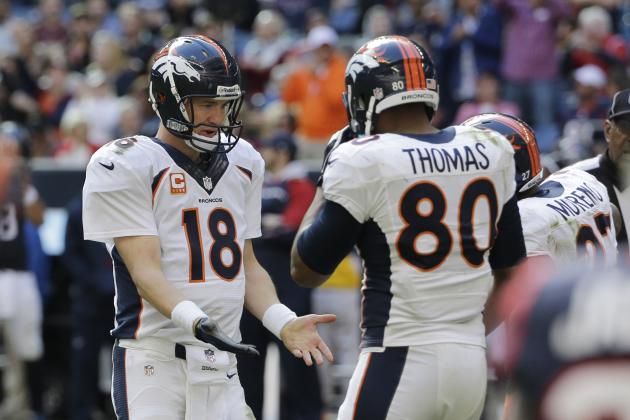 How the Seattle Seahawks Can Shut Down Broncos TE Julius Thomas