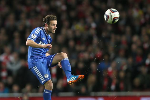 Manchester United Transfer News: Juan Mata Set for Meeting with David Moyes