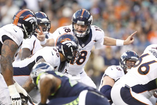 Super Bowl Odds 2014: Seahawks' Untested Pass Defense Makes Broncos Best Bet