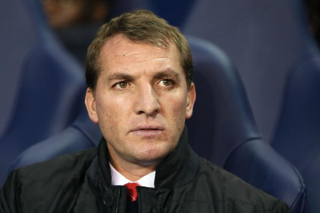 Liverpool Transfer News: Brendan Rodgers Narrows Search to Key Positions