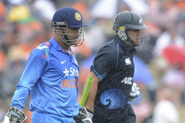 New Zealand vs. India, 3rd ODI: Date, Time, Live Stream, TV Info and Preview
