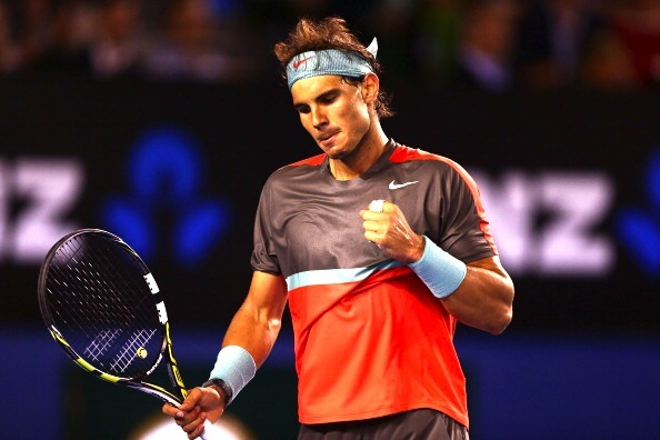 Nadal Crushes Federer to Reach Australian Open Final