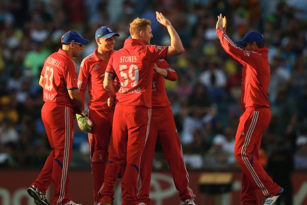 Ben Stokes Gives James Faulkner a NSFW Send-off as England Beat Australia