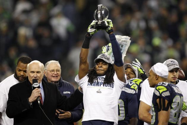 Tracing Seahawks' Path to Super Bowl XLVIII