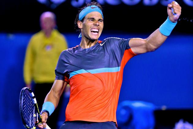 Nadal vs. Federer: Recap and Results from Australian Open 2014 Men's Semifinal