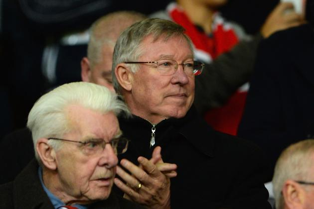 Former Manchester United Boss Sir Alex Ferguson Becomes UEFA Coaching Ambassador