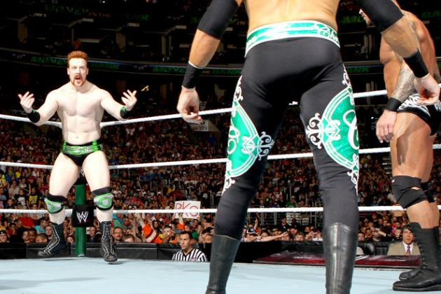 Sheamus Looks Like a Prime Candidate for a Surprise Rumble Return