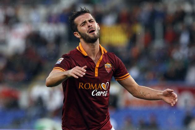 PSG Reportedly Looking into Miralem Pjanic as Yohan Cabaye Alternative