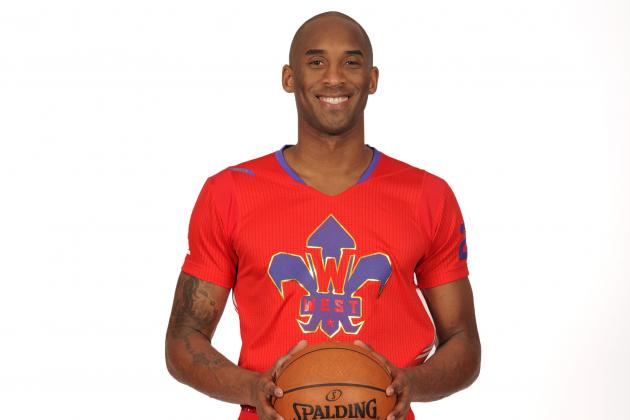 Kobe Bryant Won't Play in NBA All-Star Game