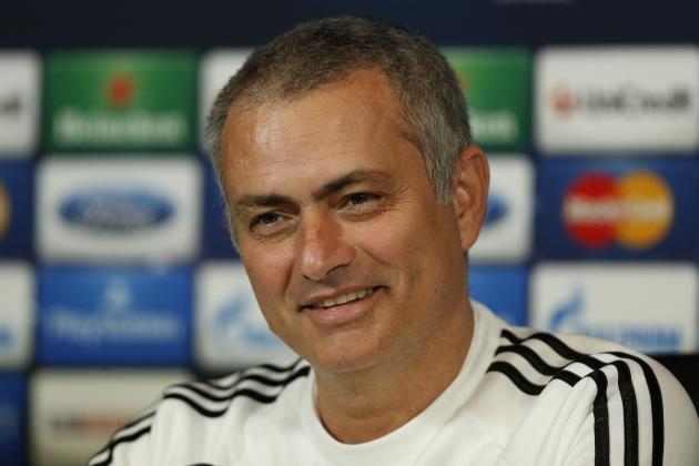 Jose Mourinho Mocks Arsene Wenger over Arsenal Boss' Juan Mata Accusation